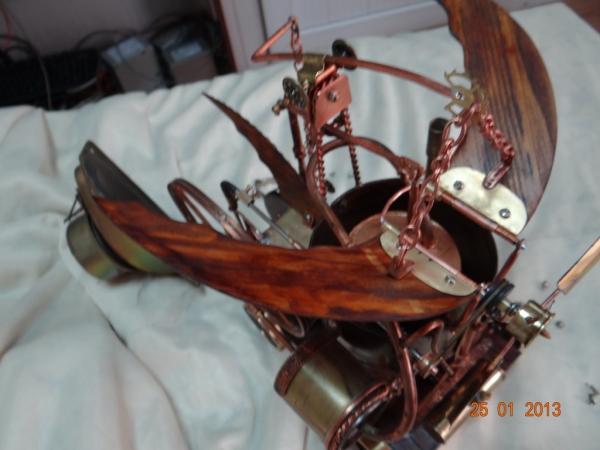 Орнитоптер Стирлинга (Фото 32)