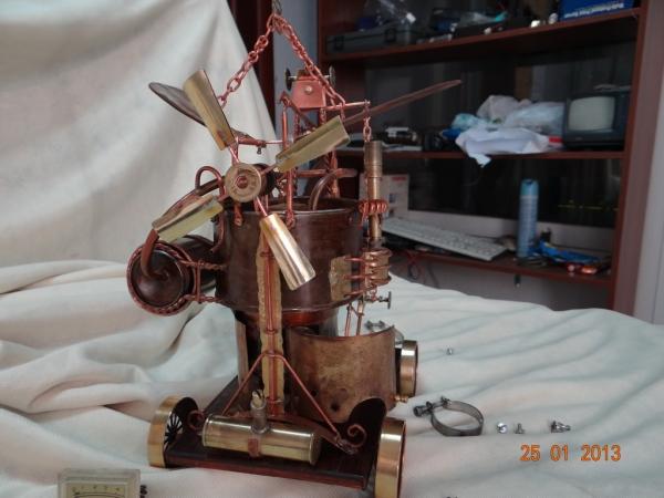 Орнитоптер Стирлинга (Фото 31)