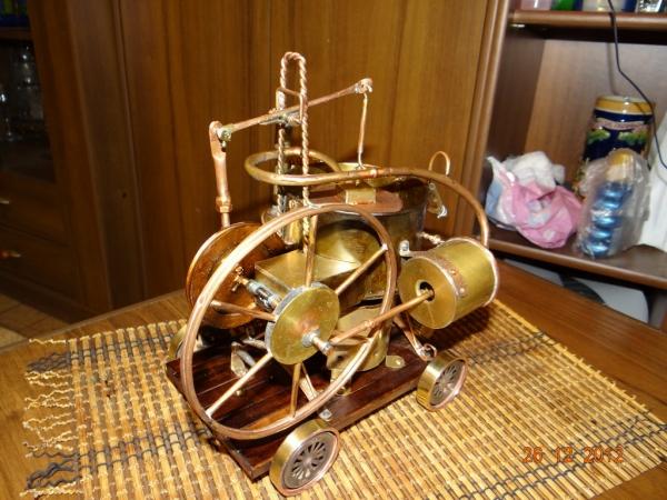 Орнитоптер Стирлинга (Фото 16)
