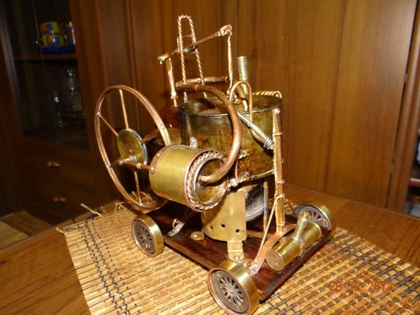 Орнитоптер Стирлинга (Фото 14)