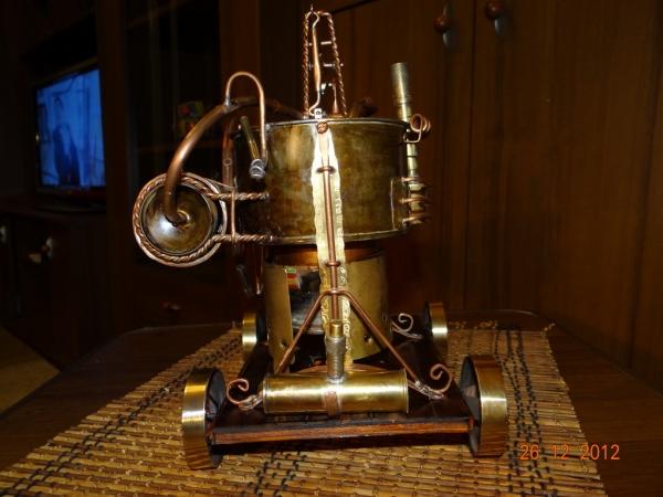 Орнитоптер Стирлинга (Фото 12)