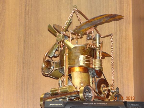 Орнитоптер Стирлинга (Фото 21)