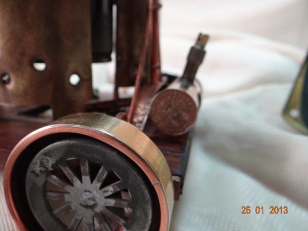 Орнитоптер Стирлинга (Фото 36)