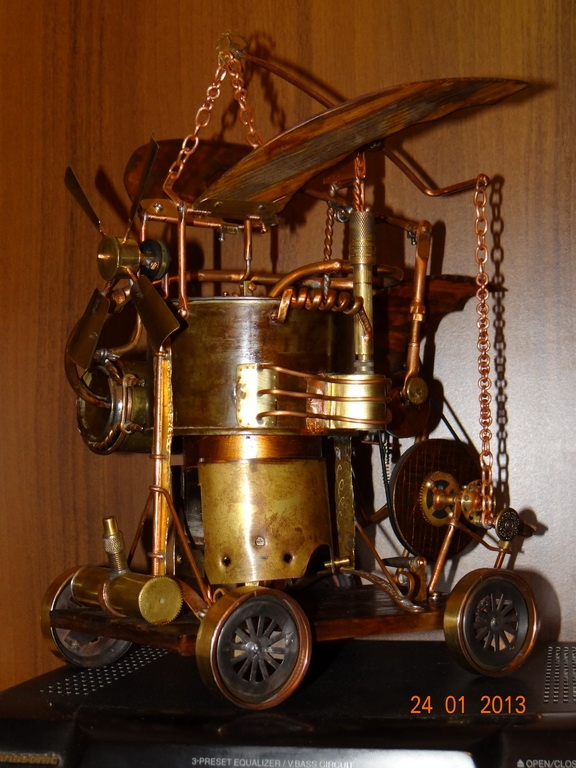 Орнитоптер Стирлинга (Фото 23)