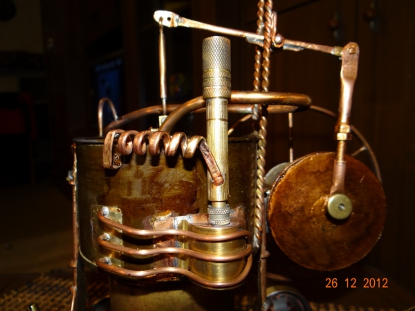 Орнитоптер Стирлинга (Фото 10)