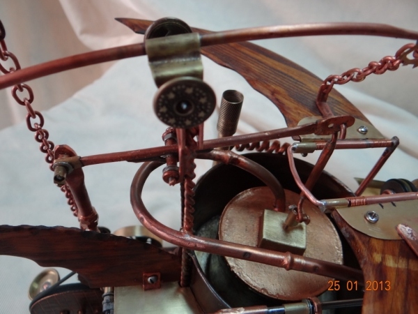 Орнитоптер Стирлинга (Фото 40)