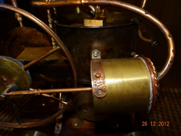 Орнитоптер Стирлинга (Фото 15)
