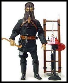 Старинная маска пожарника (Фото 13)