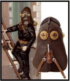 Старинная маска пожарника (Фото 14)