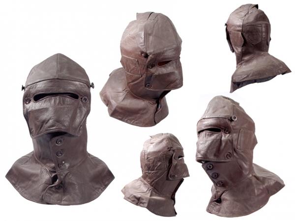 Еще немного страшных масок :)
