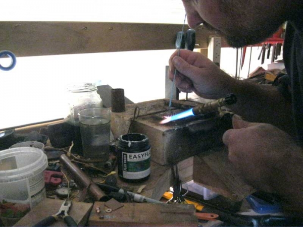 solder rings