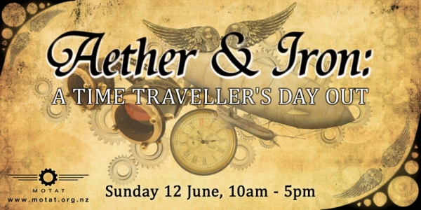 New Zealand Steampunk Event