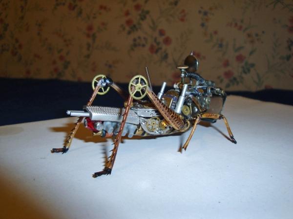 Мои насекомые Steampunk bugs (Фото 5)