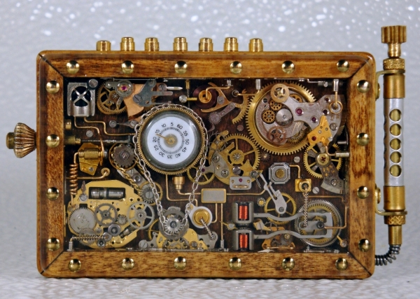 Steampunk или clockpunk Portable Time Machine 2 (Фото 11)
