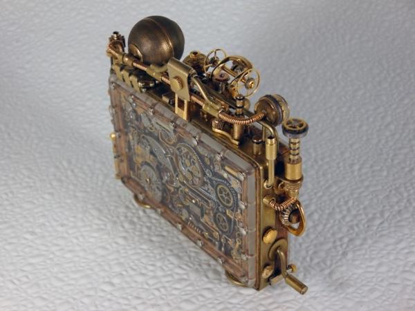 Steampunk или clockpunk Portable Time Machine 3 (Фото 3)