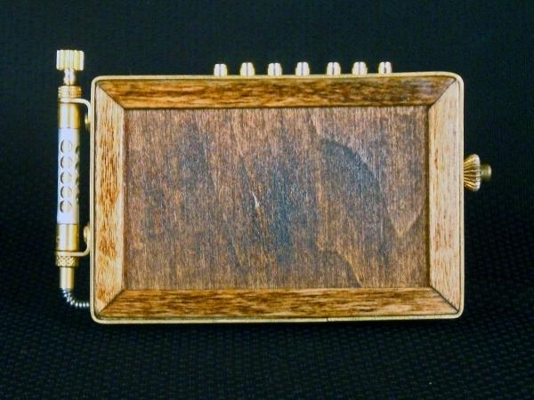 Steampunk или clockpunk Portable Time Machine 1 (Фото 7)