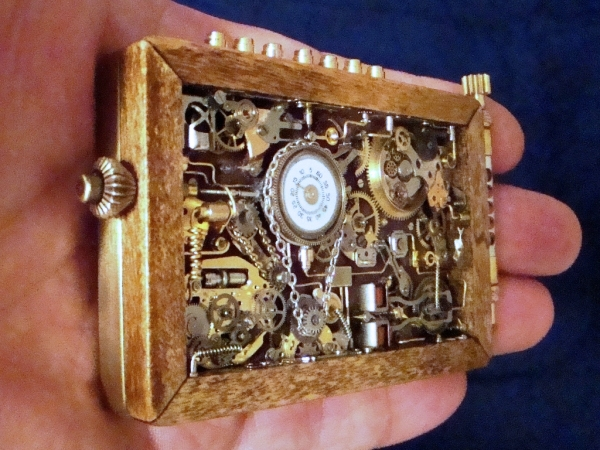 Steampunk или clockpunk Portable Time Machine 1 (Фото 9)