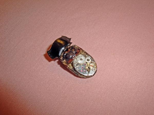 Мои насекомые Steampunk bugs. Жук-Олень. (Фото 3)