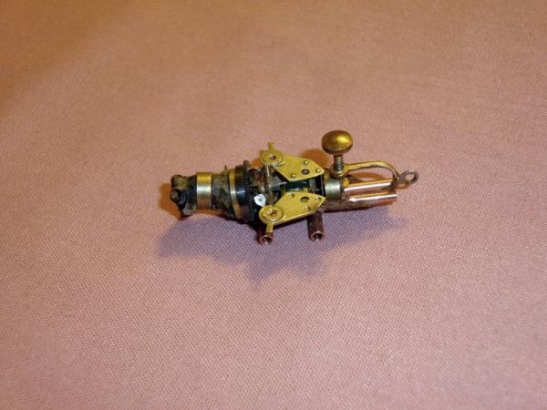 Мои насекомые Steampunk bugs. Жук-Вездеход. (Фото 4)