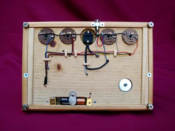 Dieselpunk часы. (Фото 17)