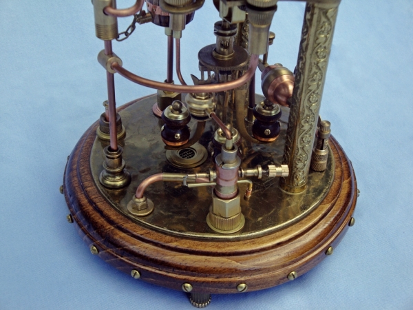 Steampunk Clock 2. (Фото 25)