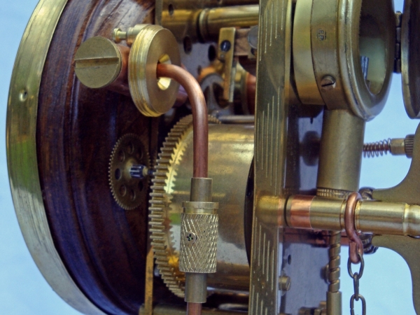 Steampunk Clock 2. (Фото 32)