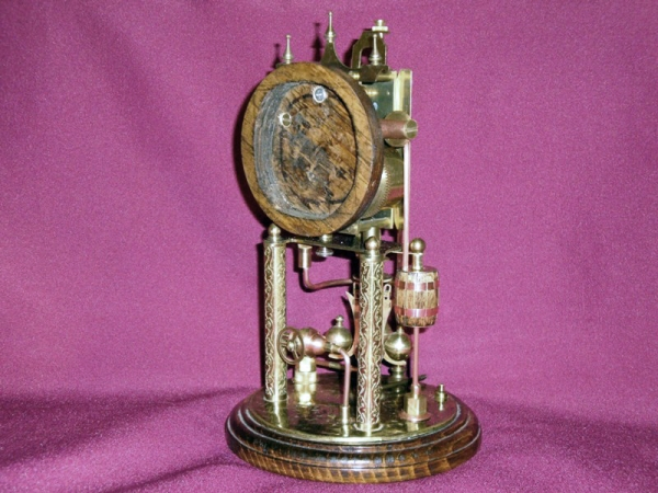 Steampunk Clock 2. (Фото 12)