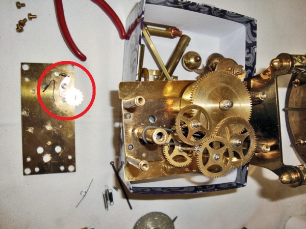 Steampunk Clock 2. (Фото 7)