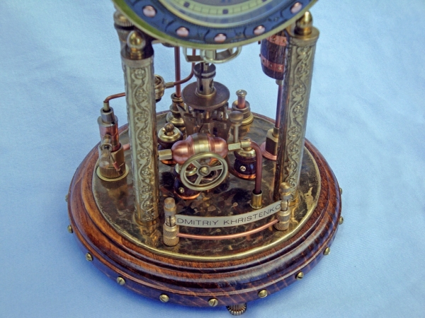 Steampunk Clock 2. (Фото 29)