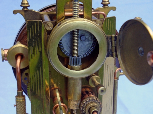 Steampunk Clock 2. (Фото 28)