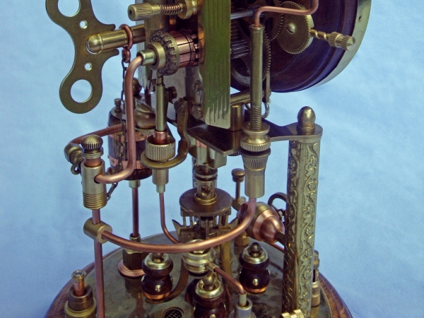 Steampunk Clock 2. (Фото 33)