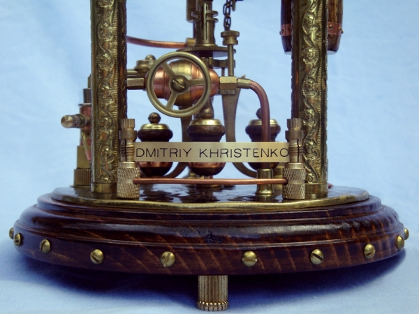 Steampunk Clock 2. (Фото 34)