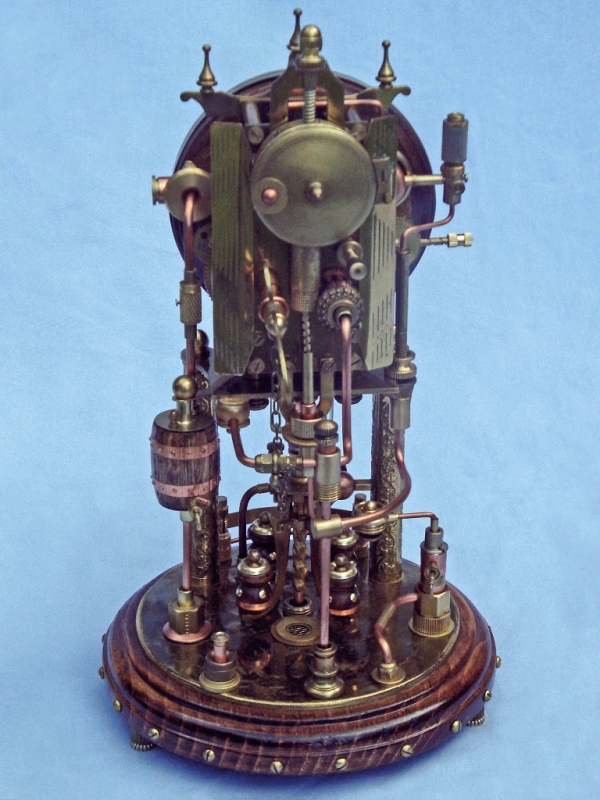 Steampunk Clock 2. (Фото 23)