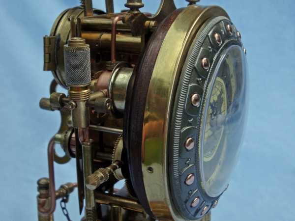Steampunk Clock 2. (Фото 30)