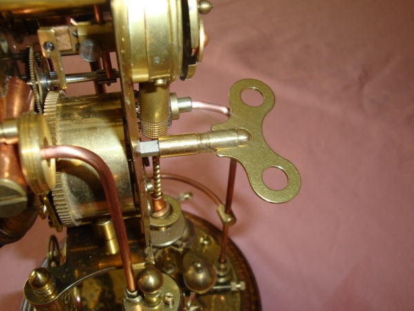 Steampunk Clock 2. (Фото 13)