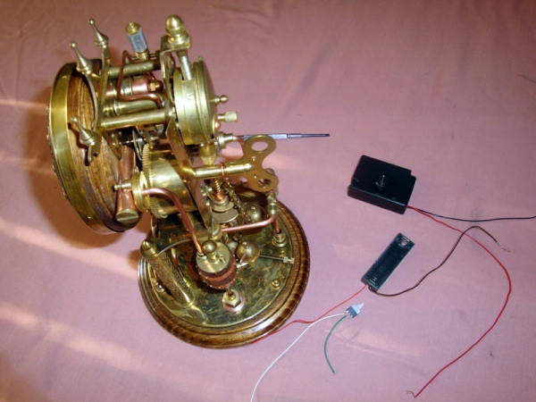 Steampunk Clock 2. (Фото 16)