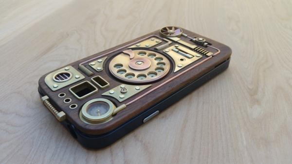 Задняя панель на Galaxy S5