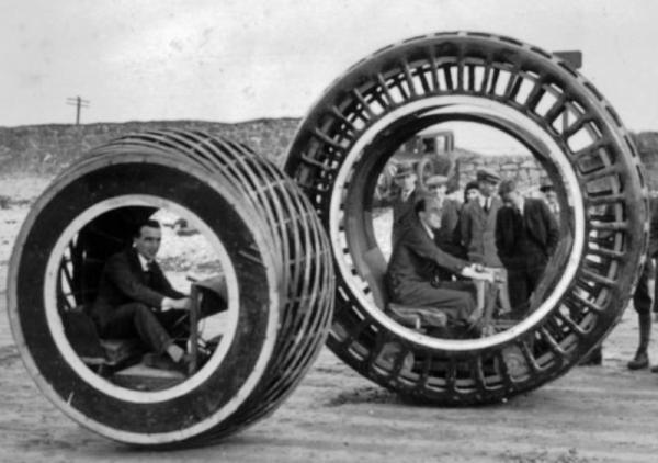 Старинные машины, механизмы, приспособы и т.п. Заключительная часть