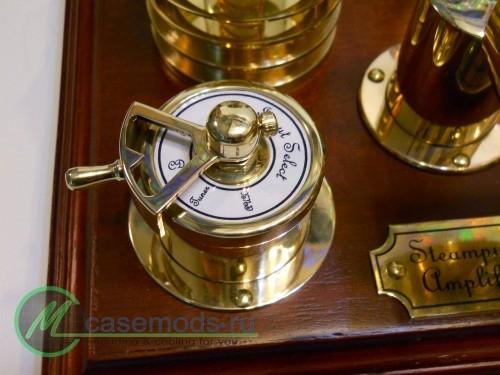Стимпанк усилитель (Фото 2)