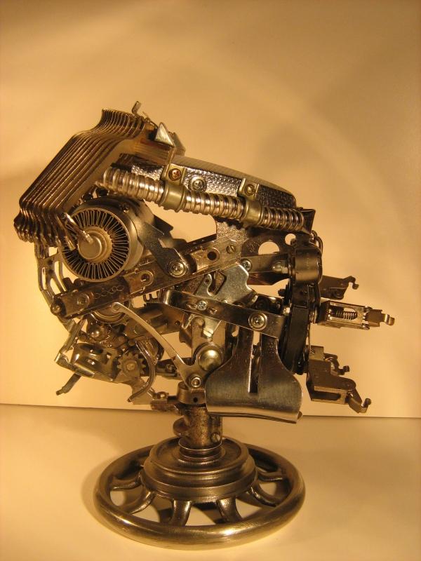 Steampunk PREDATOR (Фото 2)