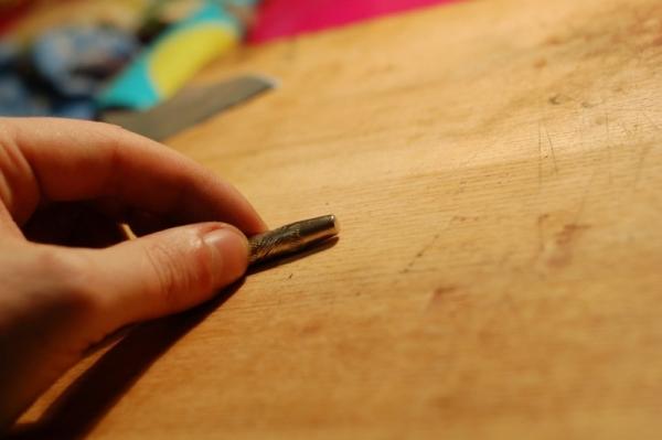 Первая сложная пайка серебром - 5 швов. Не стим но как то так) (Фото 3)