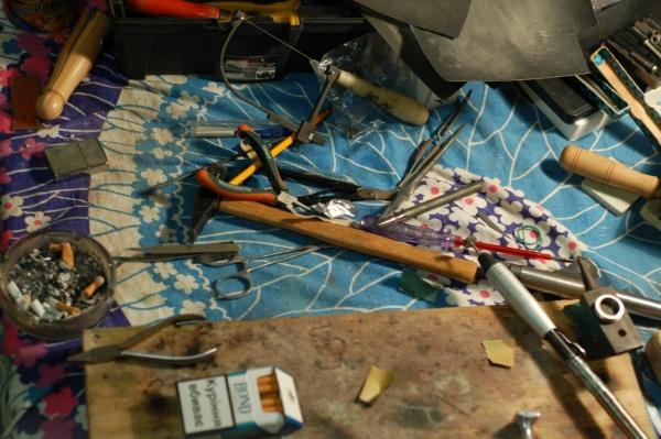 Первая сложная пайка серебром - 5 швов. Не стим но как то так) (Фото 5)