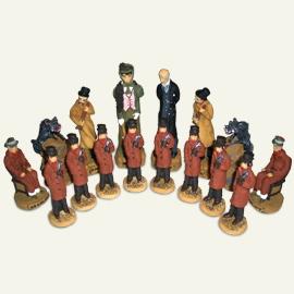 Шахматы Шерлок Холмс (Фото 2)