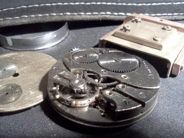 И опять наручные часы. (Фото 2)
