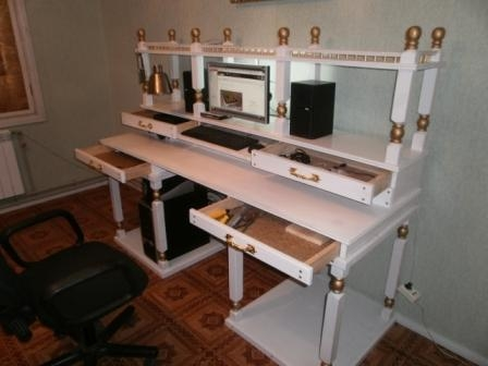 Стол начинающего стимпанкера...(не законченный...) (Фото 17)