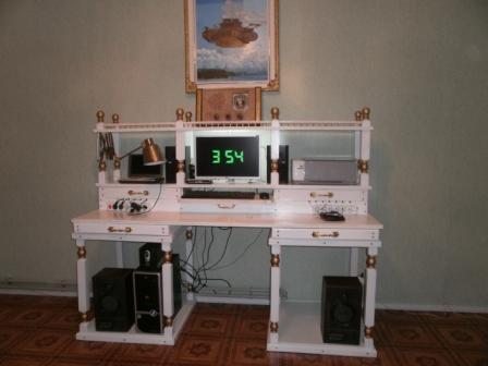 Стол начинающего стимпанкера...(не законченный...) (Фото 19)