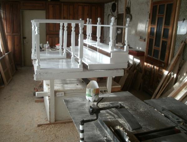 Стол начинающего стимпанкера...(не законченный...) (Фото 13)