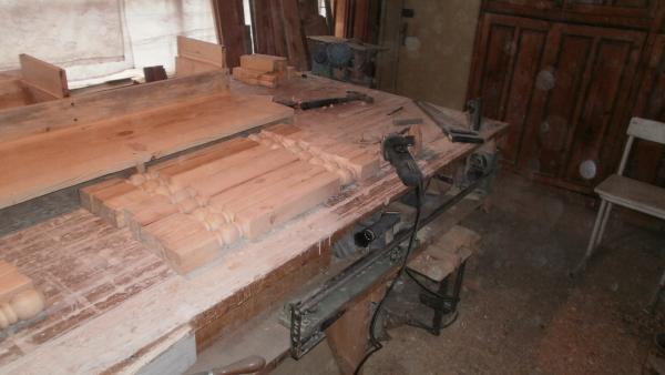 Стол начинающего стимпанкера...(не законченный...) (Фото 6)