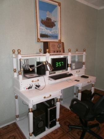 Стол начинающего стимпанкера...(не законченный...) (Фото 20)