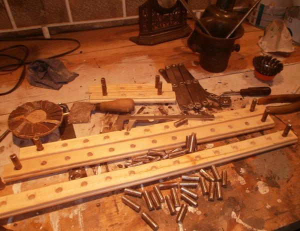 Стол начинающего стимпанкера...(не законченный...) (Фото 15)